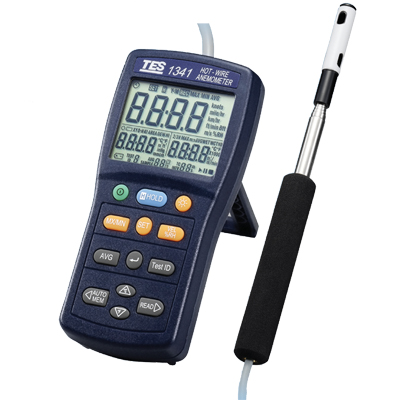 Hot-Wire Anemometer