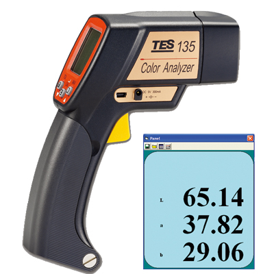 Color Meter. TES-135A