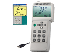 Conductivity & pH/ORP Meter