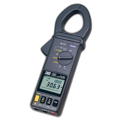 Power AC/DC Clamp Meter